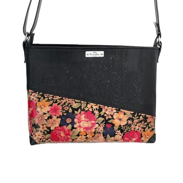 - maroquinerie vegane - sac à main vegan - sac femme vegan - cuir vegan - cuir de liege - cuir végétal - cuir ananas - pinatex - sac vegan made in france - sac made in normandie - sac femme vegane -