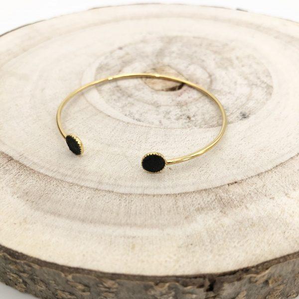 pumskin - bracelet vegan - bracelet ecoresponsable - bracelet cuir vegan - bracelet pinatex - bracelet liège - bijou vegan - bijoux vegan - bijou ecoresponsable - bijou cuir vegan (7)